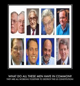 conspirators to destroy constitution