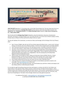 Patriot Fair